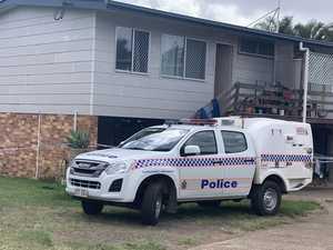 UPDATE: Murder charge, police guard M'boro scene
