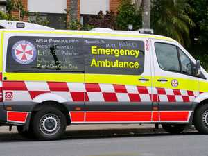 Motorbike rider involved in serious crash at Lennox Head