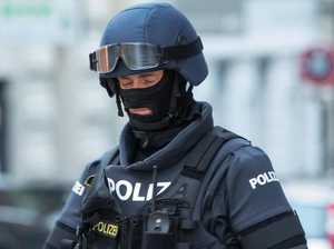 Huge manhunt for Vienna gunman