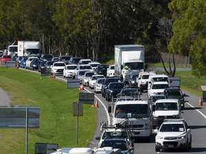 Motorists warned of major traffic delays at border