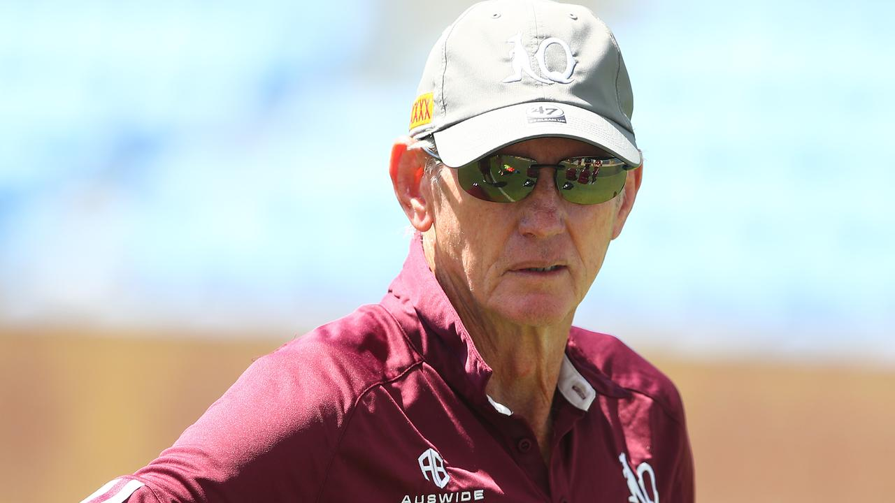 Queensland coach Wayne Bennett has called for the Origin eligibility rules to be reviewed after admitting that the Maroons considered picking  Luke Keary.