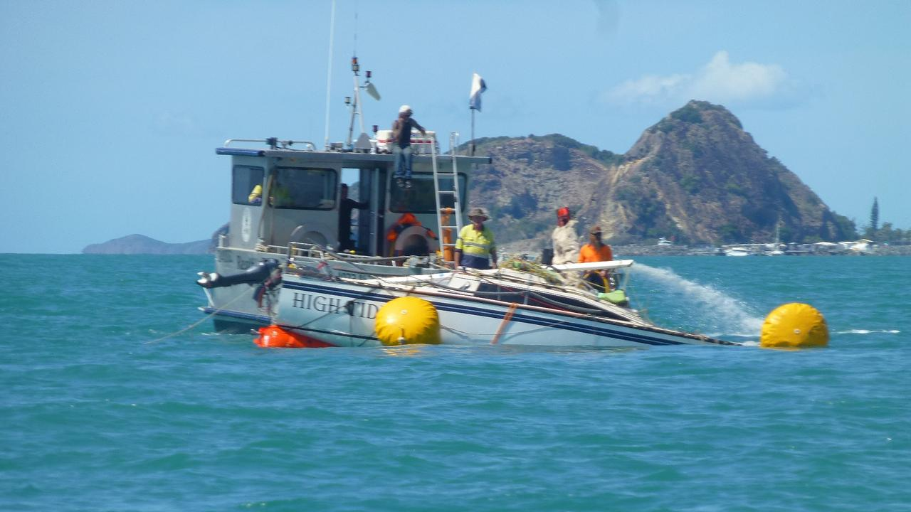 Yeppoon Coast Guard was kept busy over the past week.