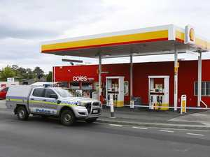 Teen accused of killing man at service station
