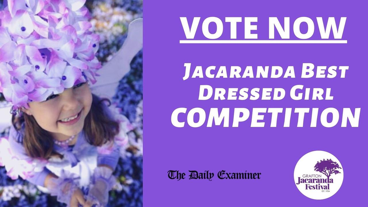 The Daily Examiner in partnership with Midcoast Family Day Care has stepped in to help keep the jacaranda spirit alive in 2020 with the official Jacaranda Festival Best Dressed Boy and Girl competition.
