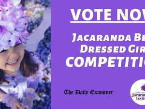 FINALISTS: Jacaranda Best Dressed Girl Competition