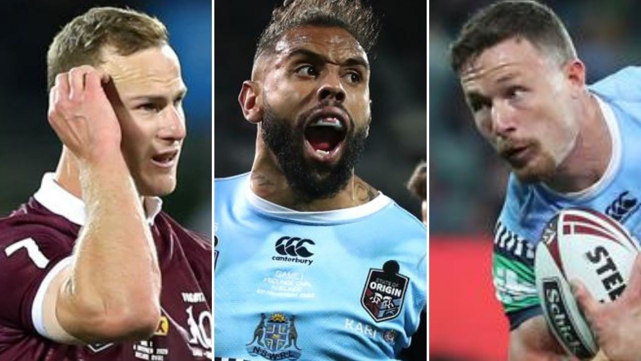 Daly Cherry-Evans, Josh Addo-Carr and Damien Cook were key players in State of Origin I.
