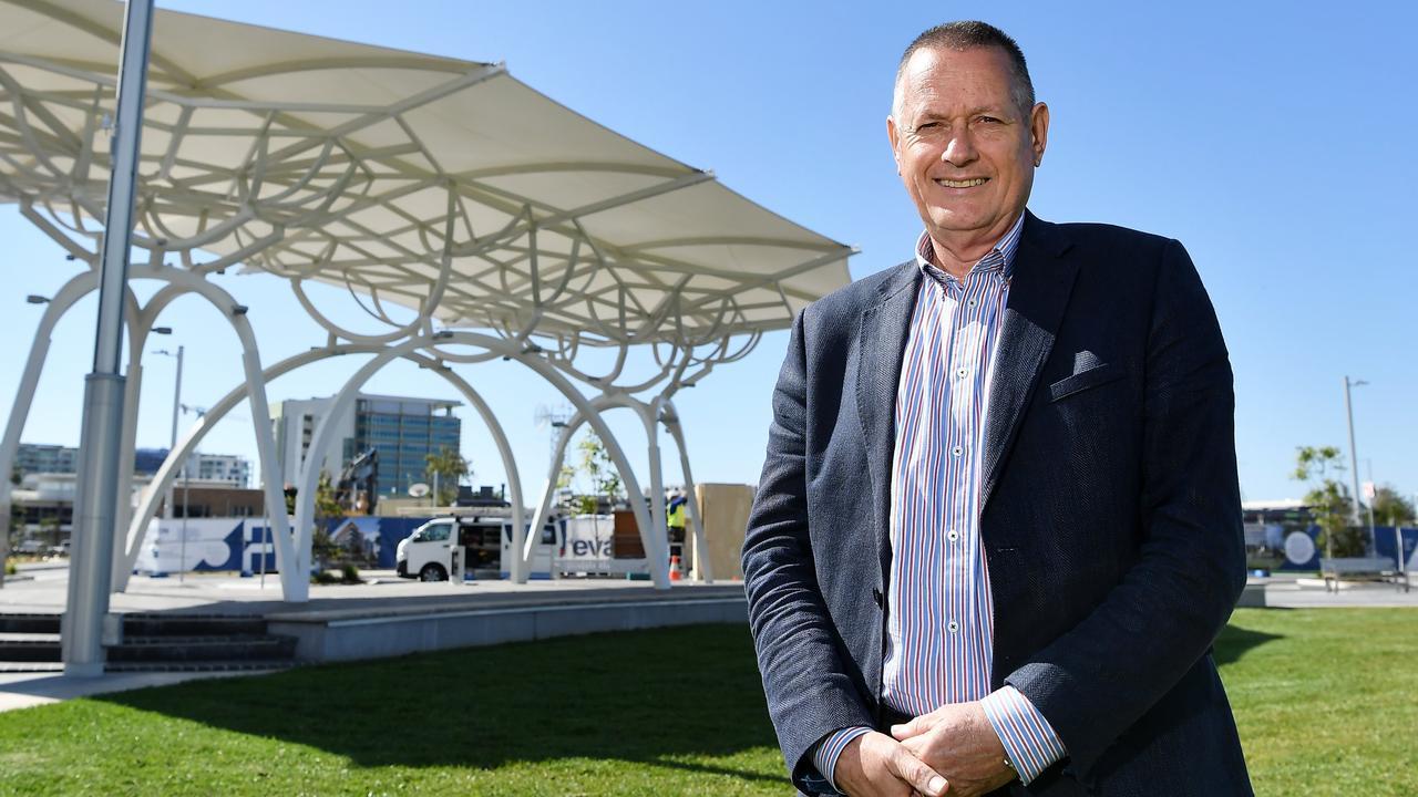 SunCentral CEO John Knaggs.