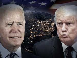 US ELECTION 2020: Trump's defiant reaction to Biden speech