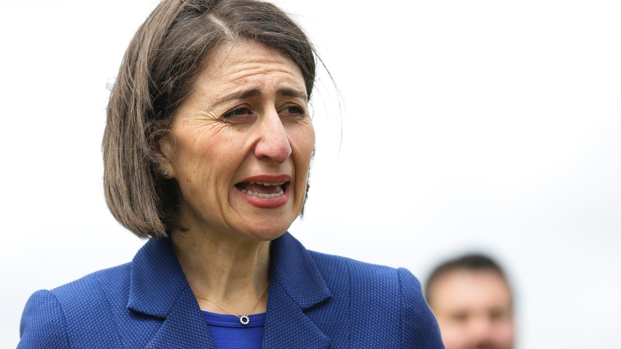 Premier Gladys Berejiklian is expected to open NSW's borders to Victoria on November 23. Picture: Gaye Gerard
