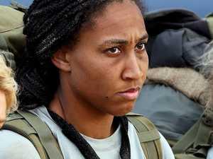 SAS star reveals how Firass made her cry
