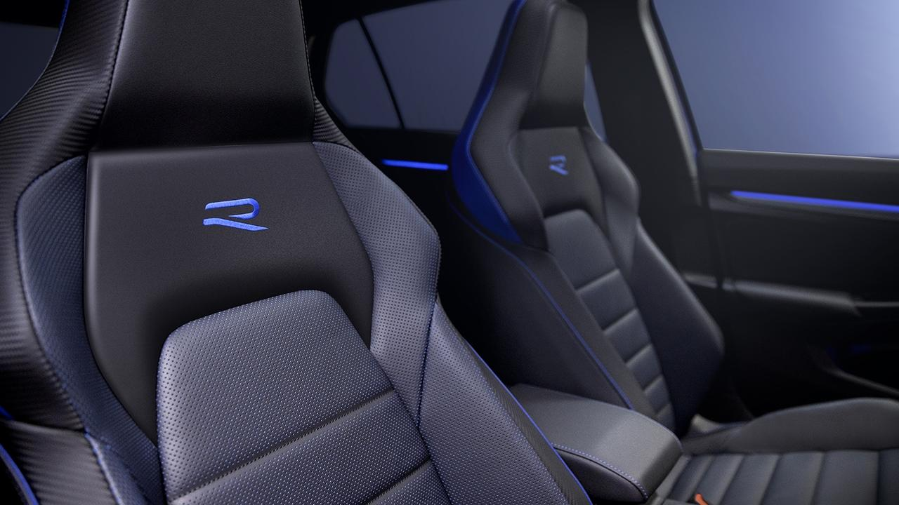 Sports seats should offer plenty of support when cornering.