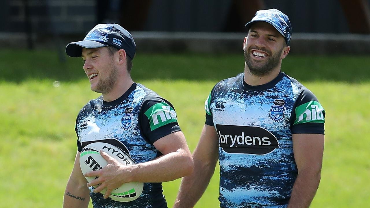 James Tedesco can't wait to see Luke Keary unleashed on Origin.