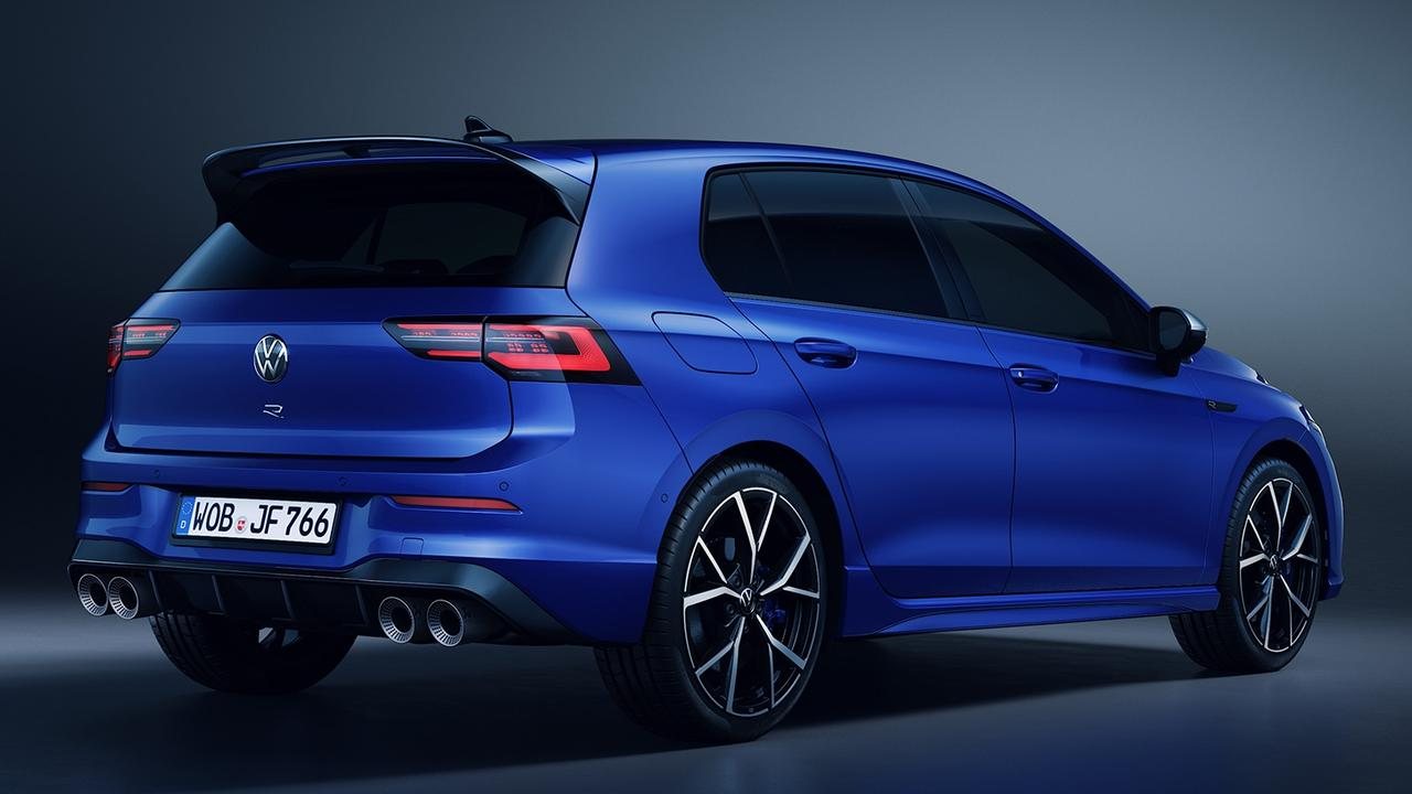 Expect the new Golf R to be a common sight on Aussie roads.