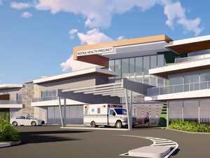 Major milestone: New year start for $40m health hub