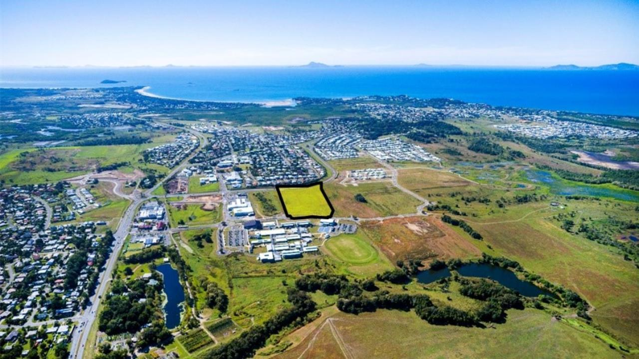 The Mackay Regional Council finalised the $3.6 million land purchase for the Northern Beaches community hub on April 28, 2020. The 3.7 hectares lot is located at Rural View between Mackay-Eimeo Road and Rosewood Drive.