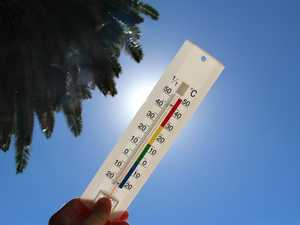 Gatton set to hit a scorching 38 degrees today