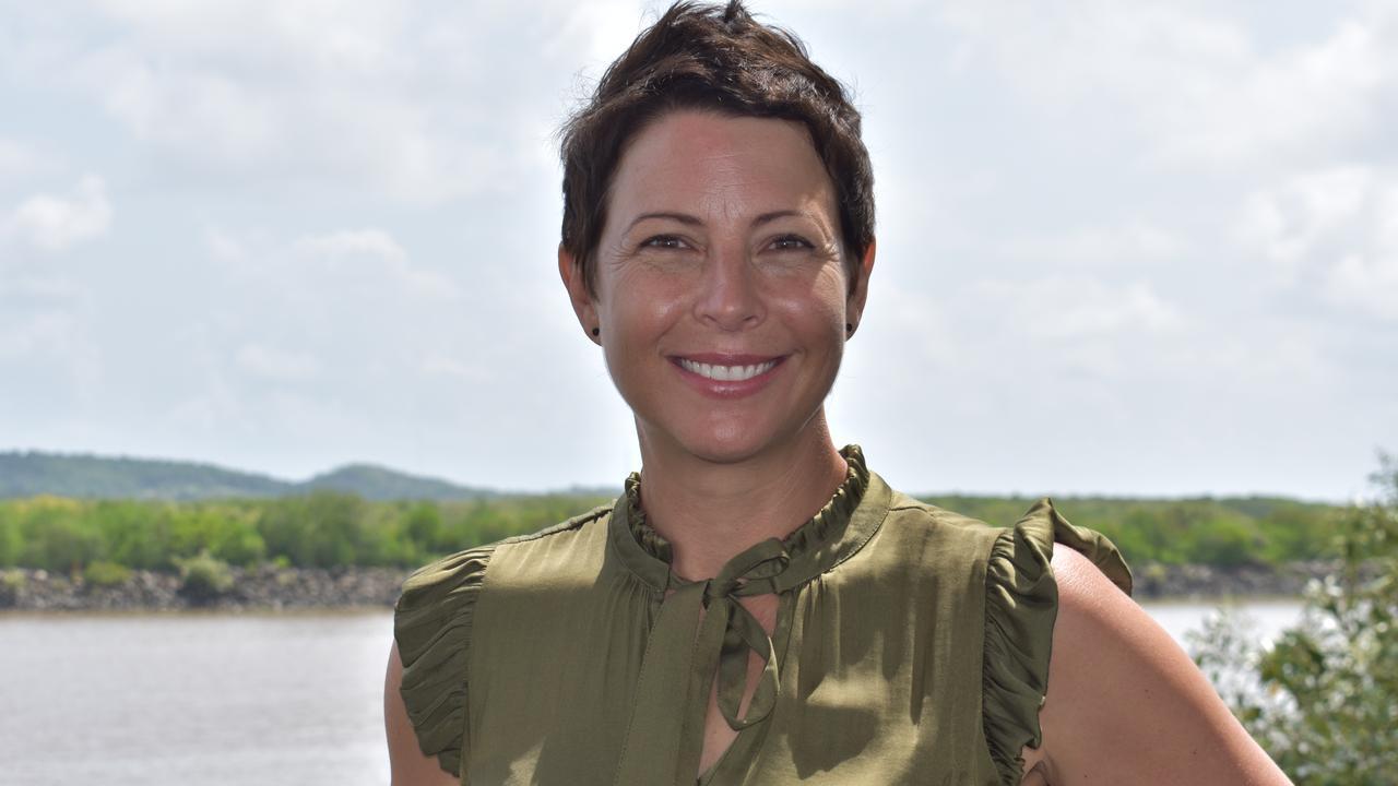Mackay councillor Michelle Green
