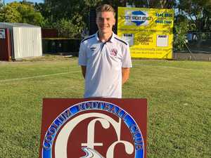 Young coach ready to make history at Coolum