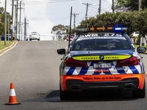 Gun, ammo, knife found after crash, police pursuit