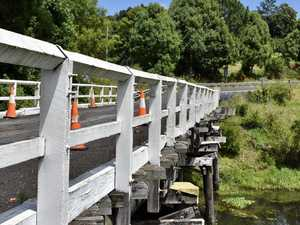 Timber bridge needs another $2M for much-needed upgrade