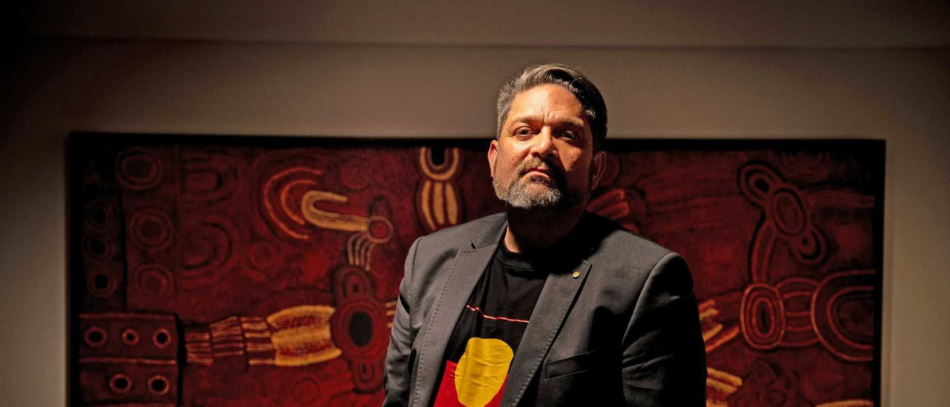 Queensland Theatre's artistic director launched the 2021 season on Sunday night but a perceived lack of Indigenous programming has irked some.