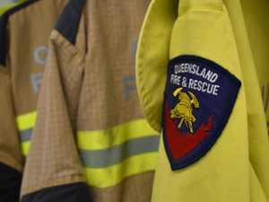 Solar panel fire sparks evacuation of Coast bowls club