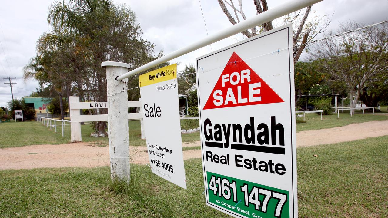 Gayndah rentals are scarce, but investors are starting to take note. Picture: Mark Cranitch.