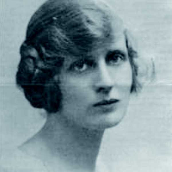 Caroline Kelly-Tennant in 1926. Courtesy: The Ration Shed