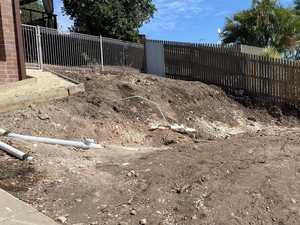 GALLERY: Backyard Blitz for Kennedy family
