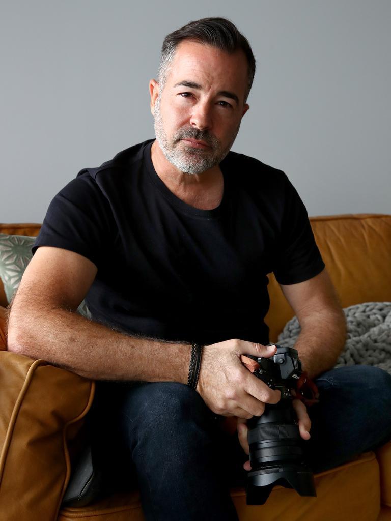 Photographer Daniel Chapman. Picture: Toby Zerna