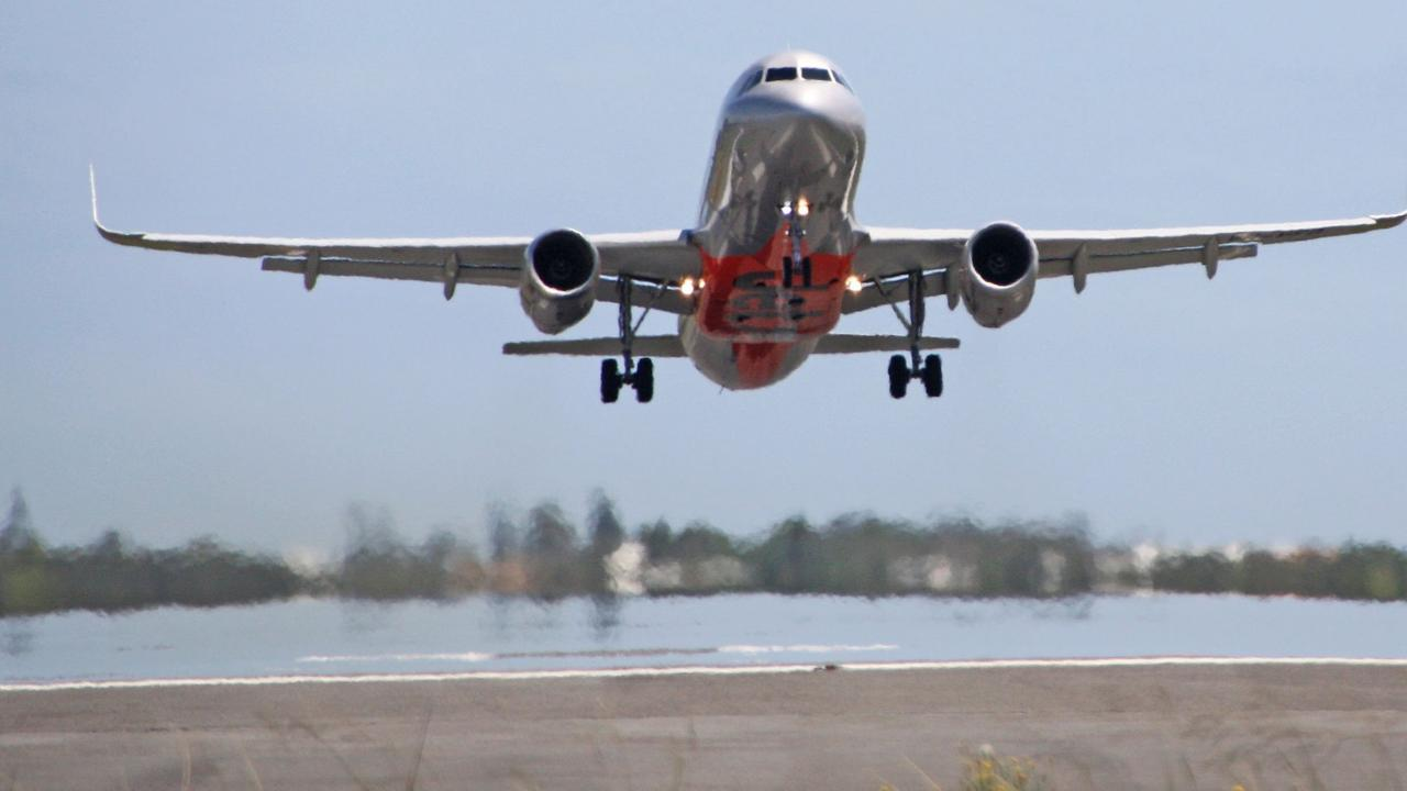 Whitsunday Coast Airport's chief operating officer aviation and tourism Craig Turner hoped to secure more Jetstar flights into the region from Sydney. Picture: File