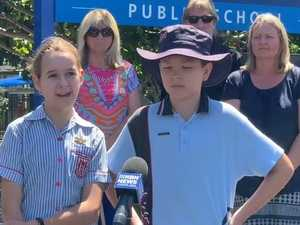 Murwillumbah students speak out against planned school merger