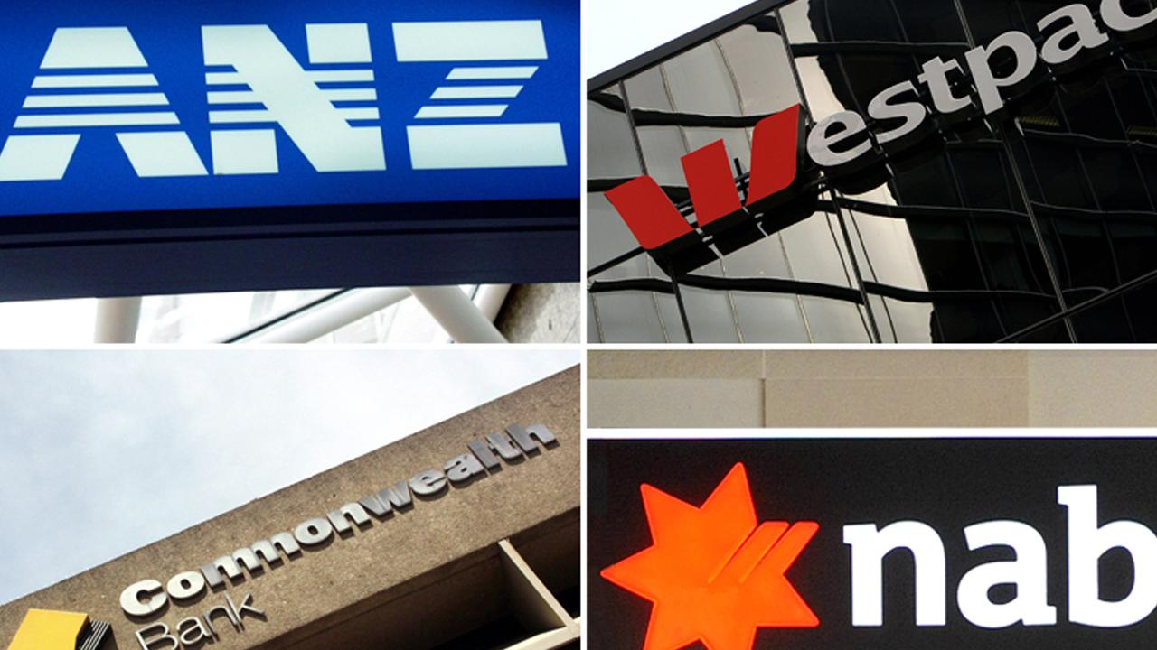The big profit plunges reported by the big four banks do not give an accurate guide to how they actually performed through the year, writes Terry McCrann.