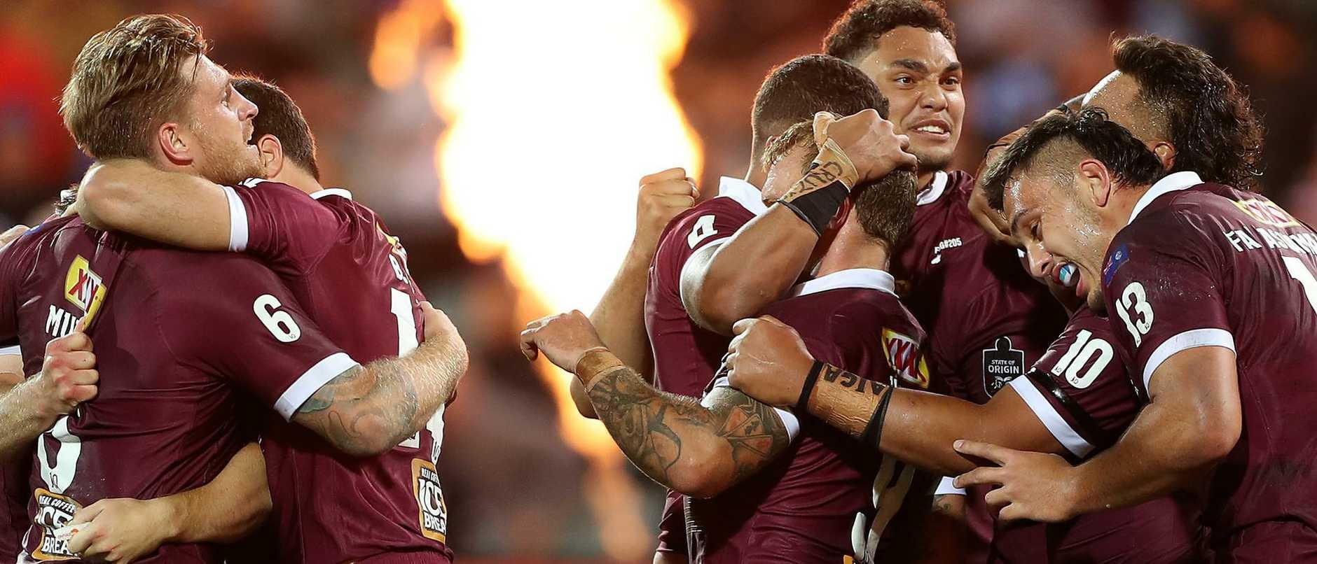BESTPIX - State of Origin - QLD v NSW: Game 1