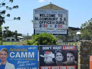 'Law breakers': Council confiscates Mackay election signs