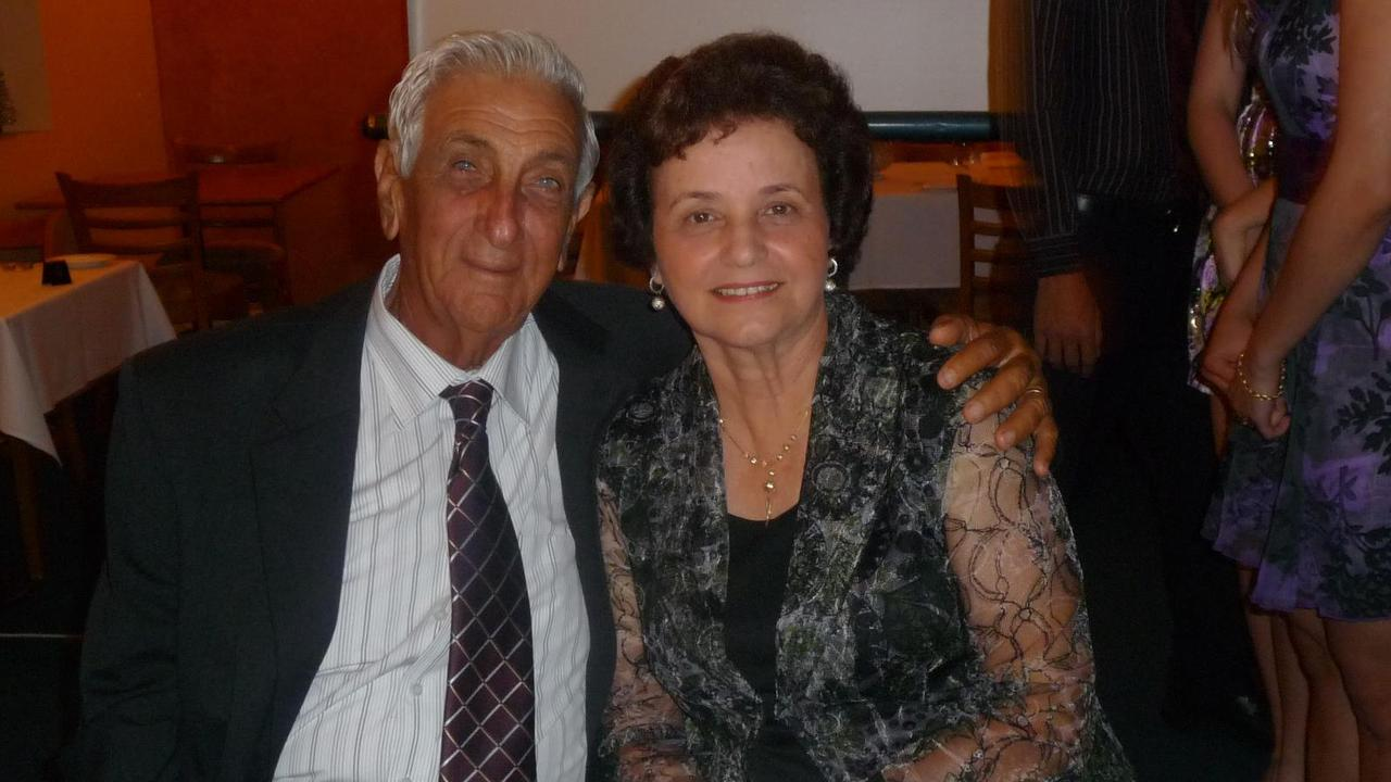 The elderly couple who died after they fell from their home elevator have been identified as beloved Ayr grandparents.