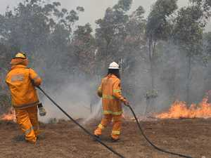 Cause of bushfire burning near Kyogle remains unknown