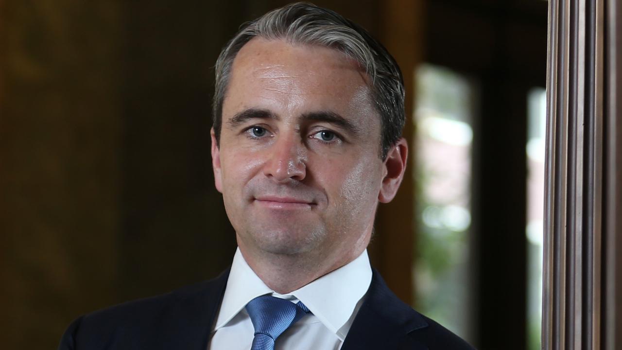 Commonwealth Bank chief executive Matt Comyn. Picture: Britta Campion