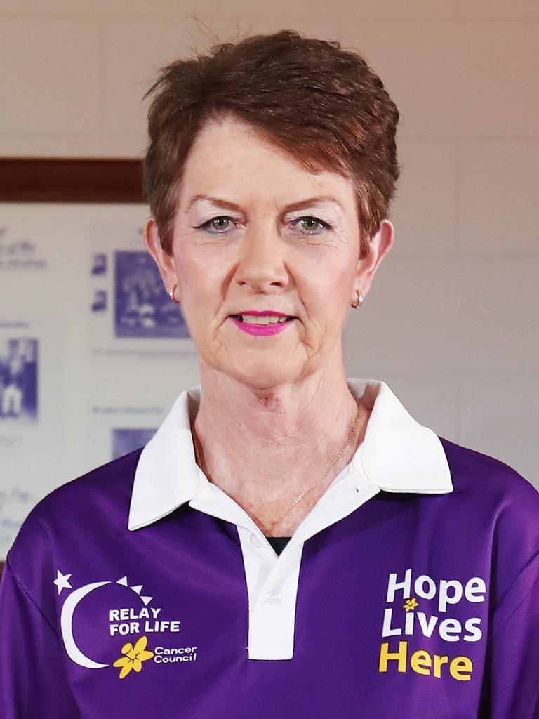 Cancer Council Queensland CEO Chris McMillan. Picture: Brendan Radke