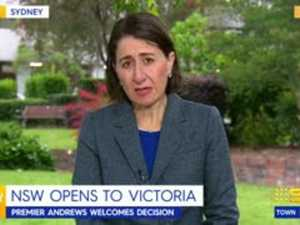 QLD Premier not answering Gladys' calls