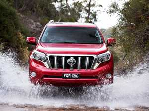 Off-roaders boom as Aussies hit the road