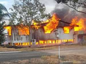 """""""Putrid"""": Mum affected by ice when she burned house down"""