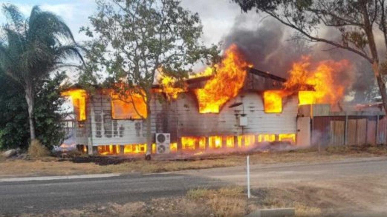 Natalie Jane Nystrom, 25, pleaded guilty to burning her rented house down in Tara in 2019.
