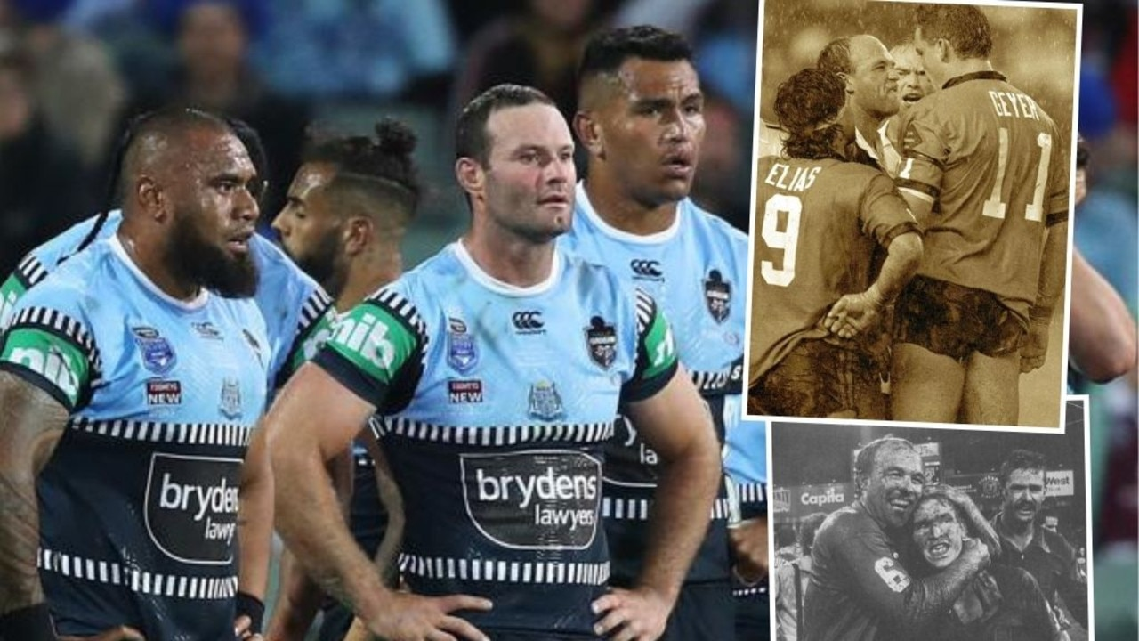 Queensland icon Wally Lewis has sunk the boot into NSW after the Maroons' Game I victory, questioning if the Blues even understand what Origin is.