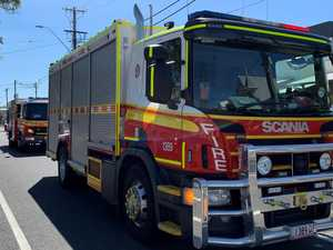 Fire concern at Biloela house