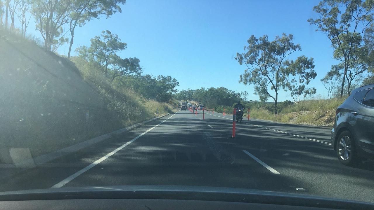 Drivers who suffer damage to windscreens linked to the roadworks between Gladstone and Boyne Island/Tannum Sands could be eligible to make a claim for compensation.