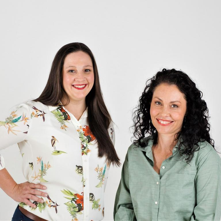 THRIIVING BUSINESS: Jade Kooiker and Misty Neilson-Green from Thrrive Consulting.