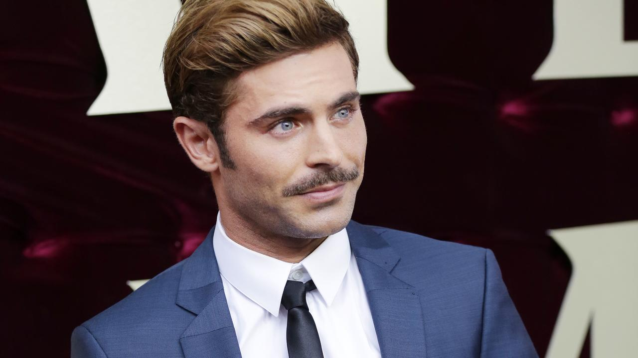 Zac Efron will lead Australian thriller Gold Picture: Christian Gilles