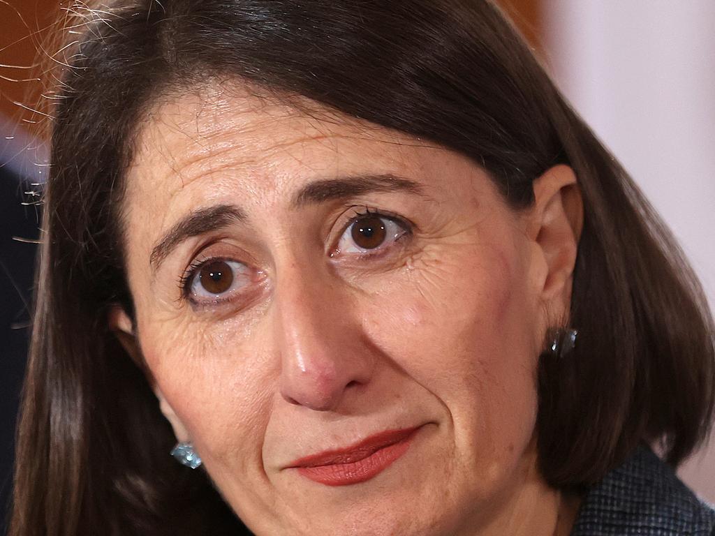 NSW Premier Gladys Berejiklian. Picture: NCA NewsWire / Dylan Coker