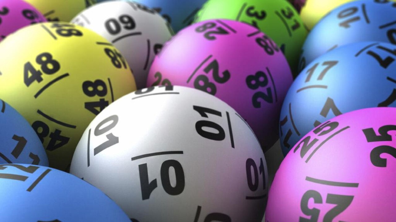 LUCKY TICKET: The Stanthorpe woman said she'll continue working despite winning $1 million on the Wednesday Powerball.